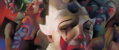 Pagliacci - de Larry Moore - www.larrymoorestudios.com
