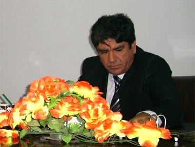 Il direttore del carcere di Misratah, colonnello Abu Ud