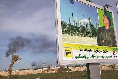 Gheddafi, libia, eni, gas, clandestini