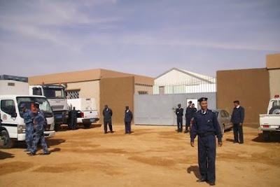 Campo di detenzione di Sebha