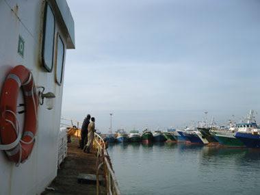 Il porto di Mazara