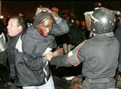 Sudaneses refugees beaten in Cairo by the police