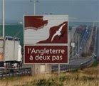 Calais, autoroute
