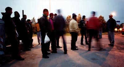 Foto tratta da Mannaggia la miserìa, Anselmo Botte, 2009