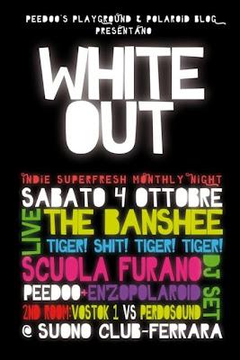 White Out @ Suono (Ferrara)
