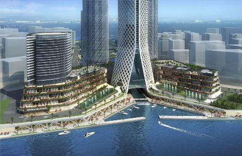 Technology history environment 7 star for Hotel di dubai
