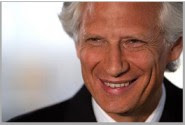 14 septembre 2009 : Dominique de Villepin affiche ses intentions pour 2012