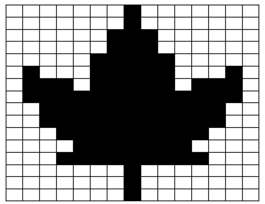 Maple Leaf Cross Stitch Pattern Add The Maple Leaf Pattern