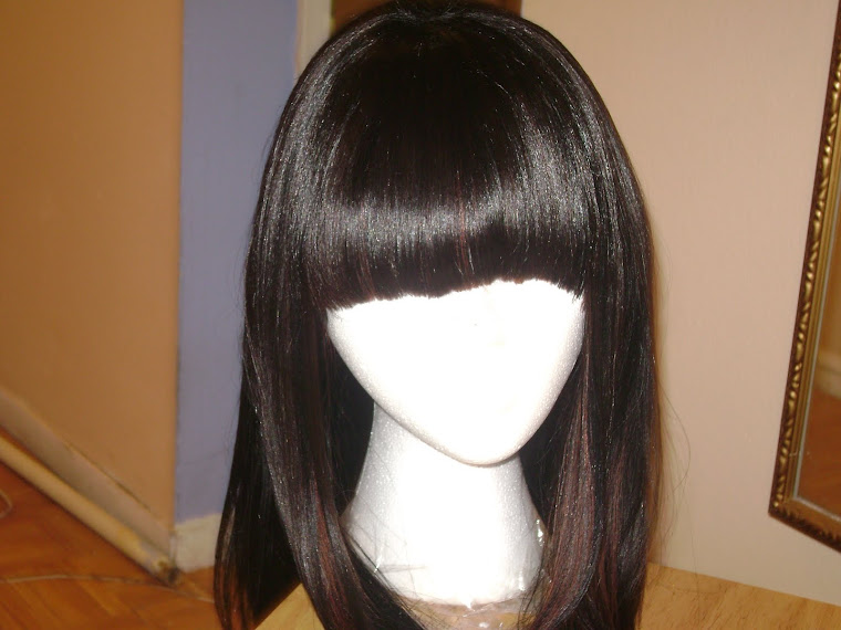 COMPLETED WIG
