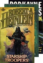 Robert A. Heinlein. 53 books