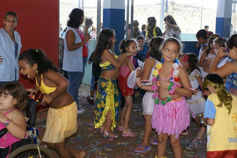Parabéns aos organizadores da Festa de Carnaval  do Colégio Terra !!!