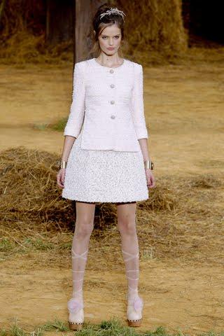 Тенденции и стиль.  Коллекция ready-to-wear от Chanel.