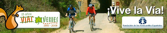 Rutas Verdes en Bici