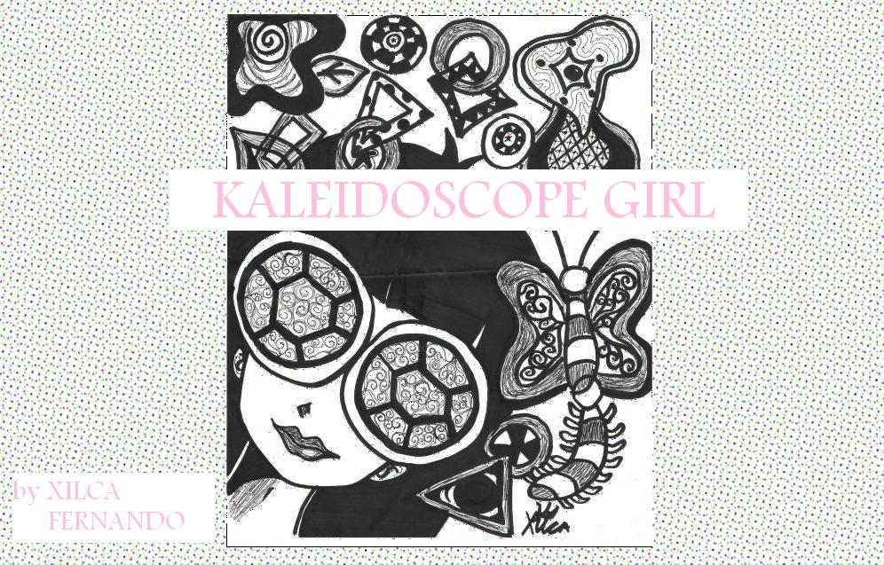 Kaleidoscope Girl