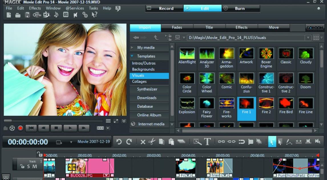 Software untuk edit foto free download