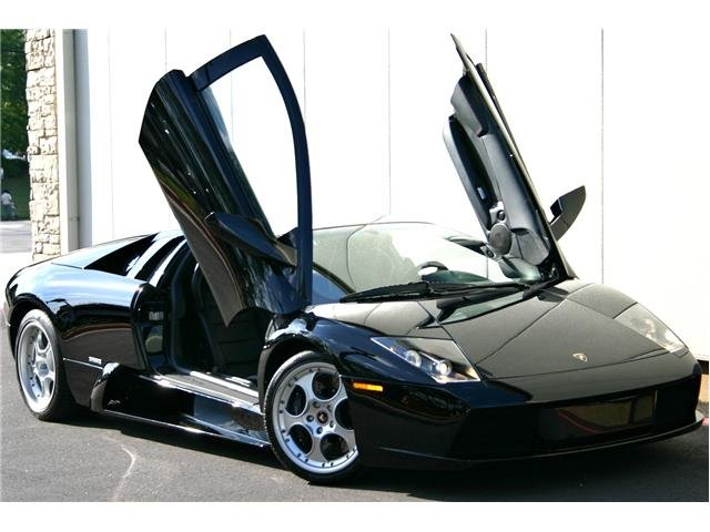 The Lamborghini Murciélago Is A High Performance Two Door, Two Seat Coupé Sports  Car Produced By Italian Automaker Lamborghini.