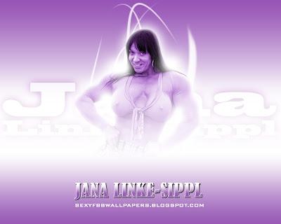 Jana Linke-Sippl 1280 by 1024 wallpaper