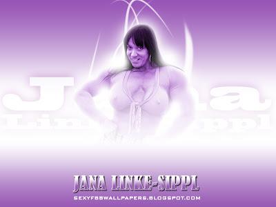Jana Linke-Sippl 1024 by 768 wallpaper