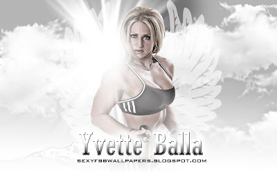 Yvette Balla 1680 by 1050 wallpaper