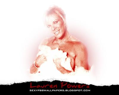 Lauren Powers 1280 by 1024 wallpaper