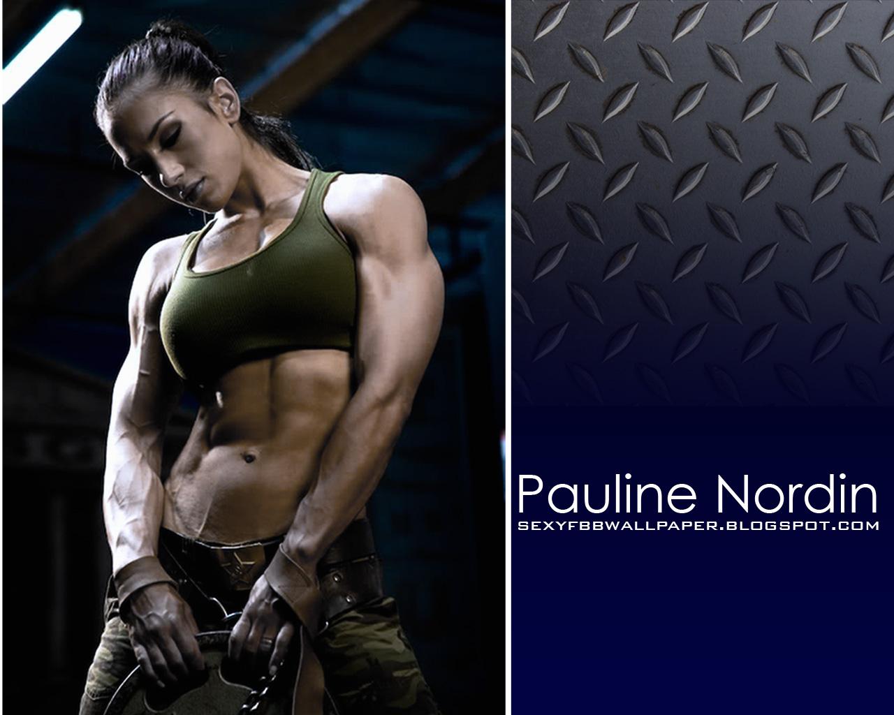 ... fitness athletes and female figure models. Natosha Green