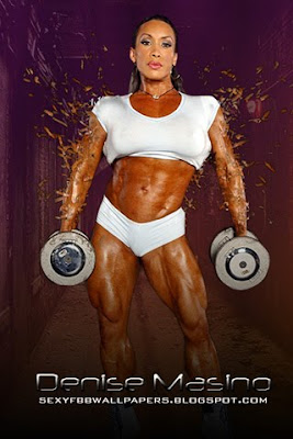Denise Masino USA World Handsome Female bodybuilders photos