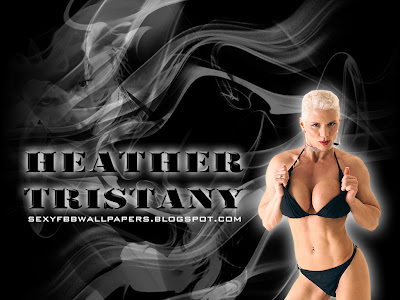 Heather Tristany aka Goddess Heather wallpaper