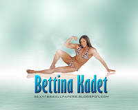Bettina Kadet 1280 by 1024 wallpaper