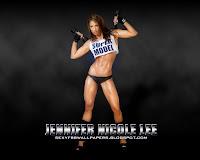 Jennifer Nicole Lee 1280 by 1024 wallpaper