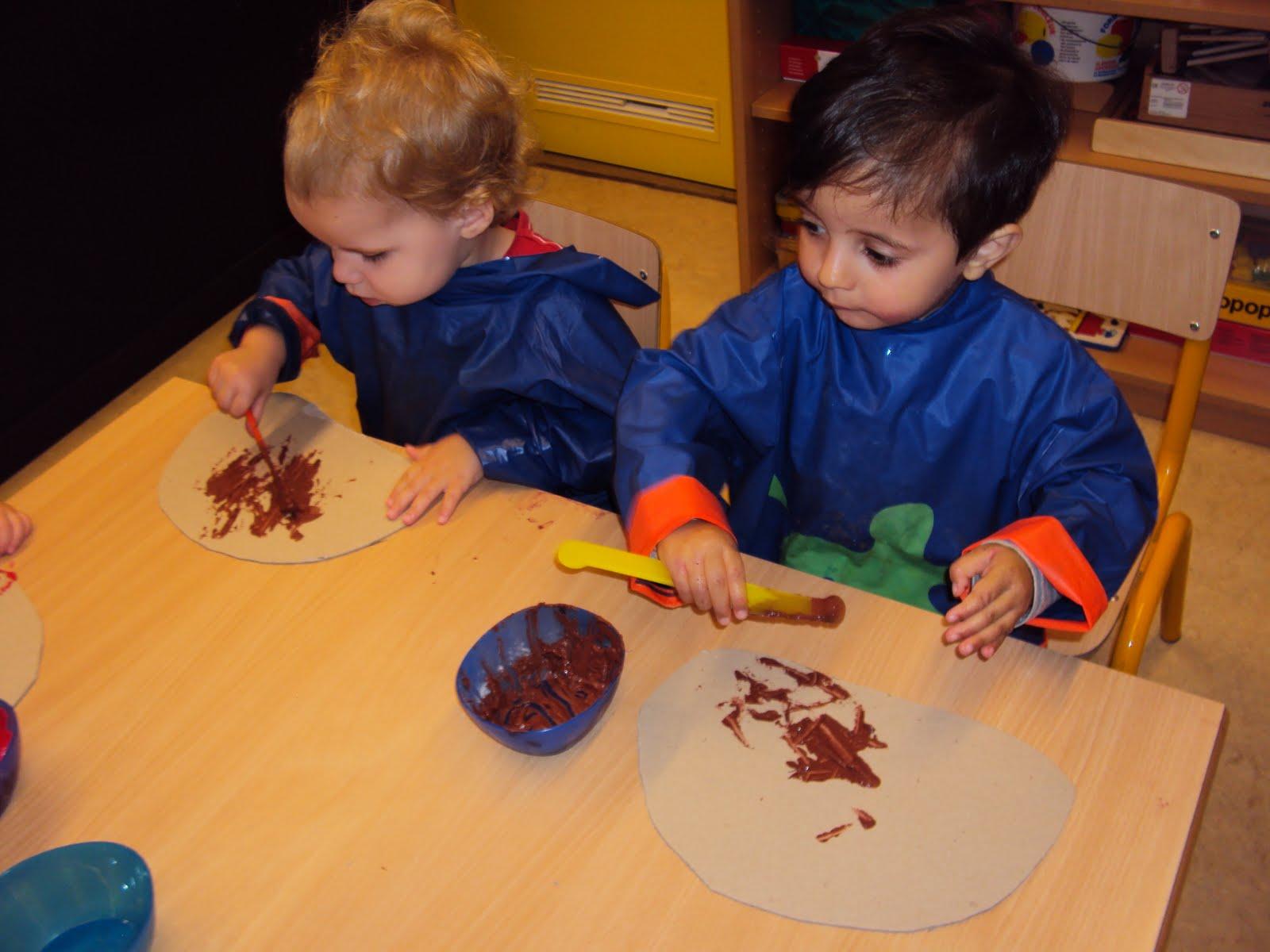 Welkom in de jules klas september 2010 - Maken rode verf ...
