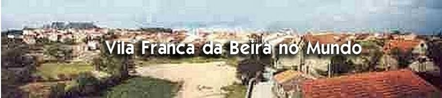 Vila Franca da Beira no Mundo