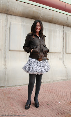 st style falda topshop