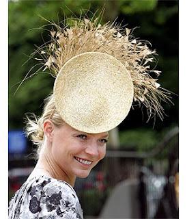 sombrero para bodas