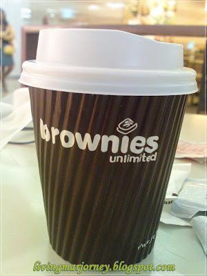 Brownies Unlimited Coffee