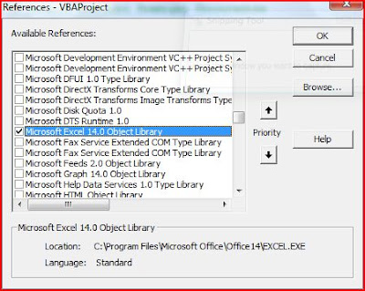 EXcel VBA and Powerpoint VBA