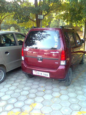 Telangana Vehicle Number Registration