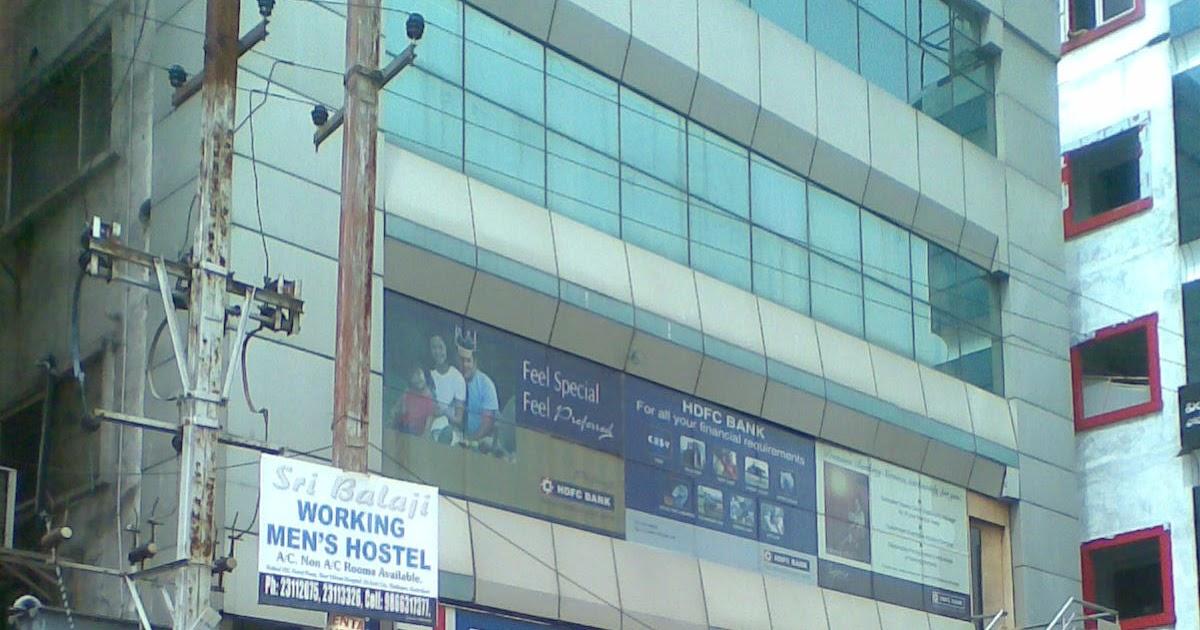 All About Kondapur: HDFC Bank - Hitech City - Madhapur