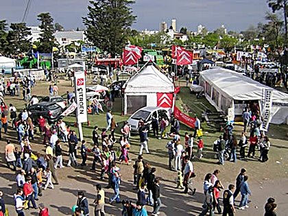 Finalizó con mas de 30.000 personas la 82º Expo Rural Santa Rosa