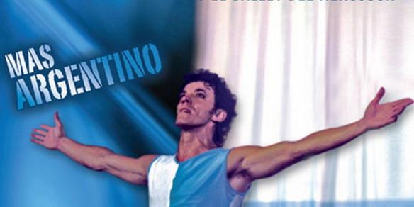 Maximiliano Guerra desplegará su danza en Monte