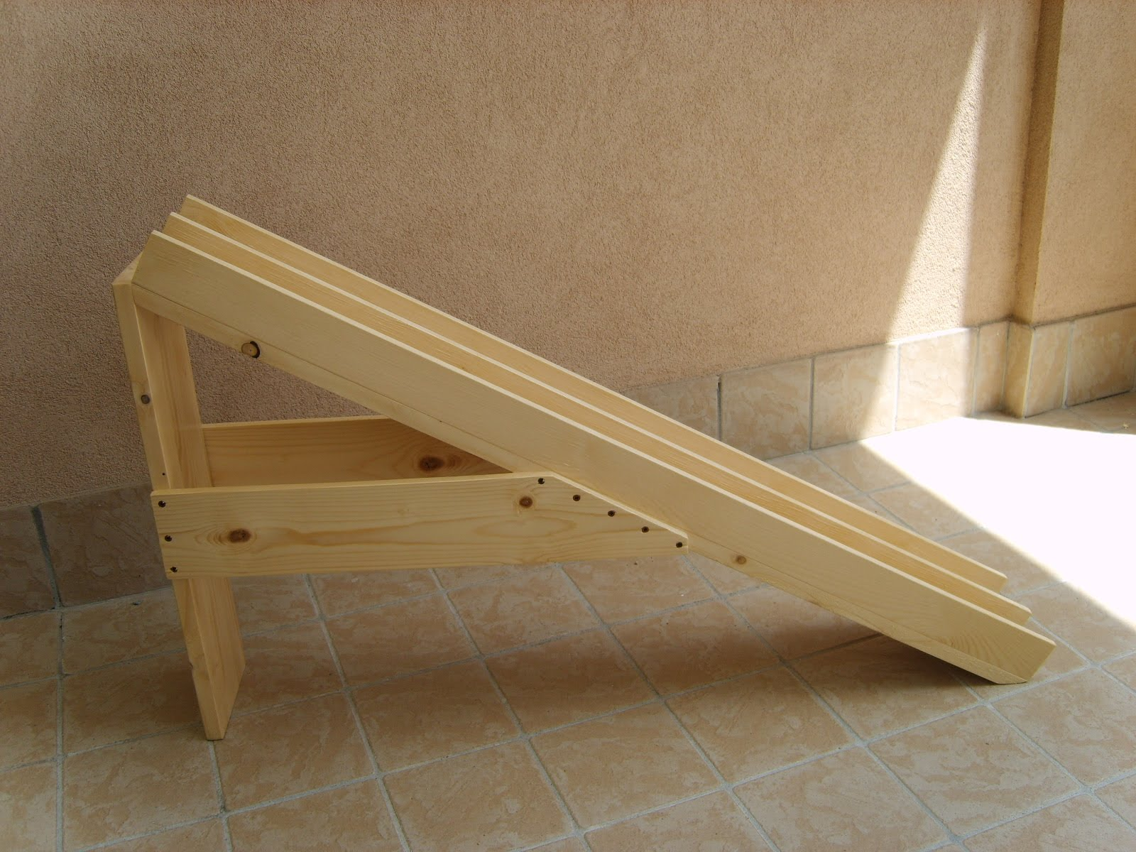 Separatori per pareti in legno - Costruire letto in legno ...