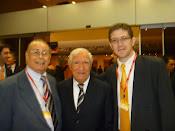 Enrique Macaya Marquez, renombrado periodista Argentino