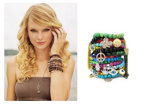 Where D She Get It Taylor Swift S Bracelets Viva Fashion