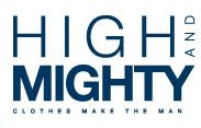 High and Mighty mens clothing uk