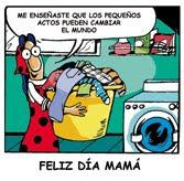 Para el día de las madres