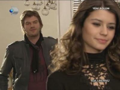 Beren Saat and Kivanc Tatlitug