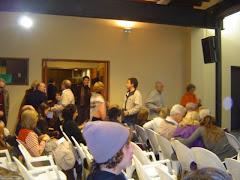 PRESENTACIÓN HISTORIA Y FUTURO II EN MUSEO MUNICIPAL JUAN MANUEL BLANES, espacio Barradas. 3-6-2010