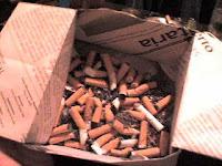 anda fumate un cigarrillo conmigo