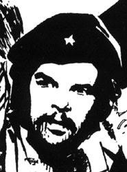 El Che por Alberto Breccia