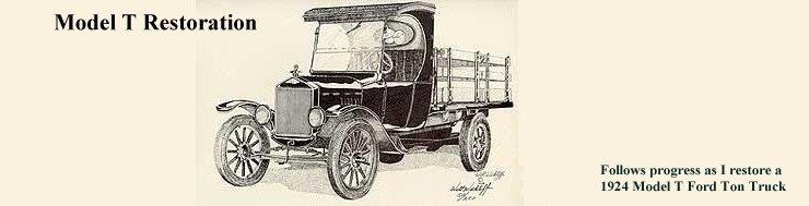 Model T Restoration