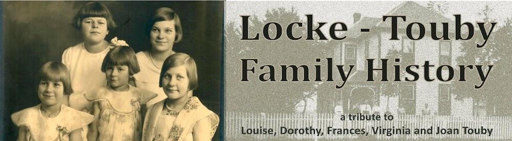 Locke-Touby Family History